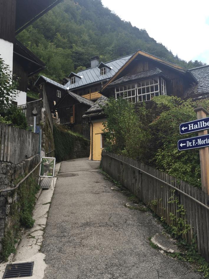 Masal Kitaplarını Andıran Bir Güzellik: Hallstatt Köyü