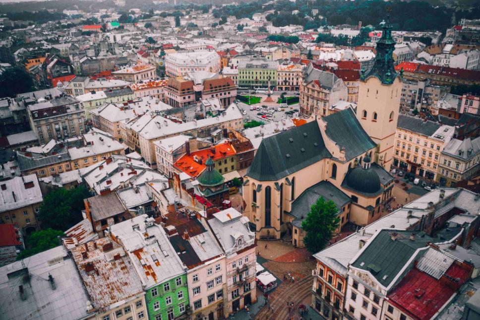 Vizesiz Gidebileceğiniz Bir Avrupa Ülkesi: Ukrayna