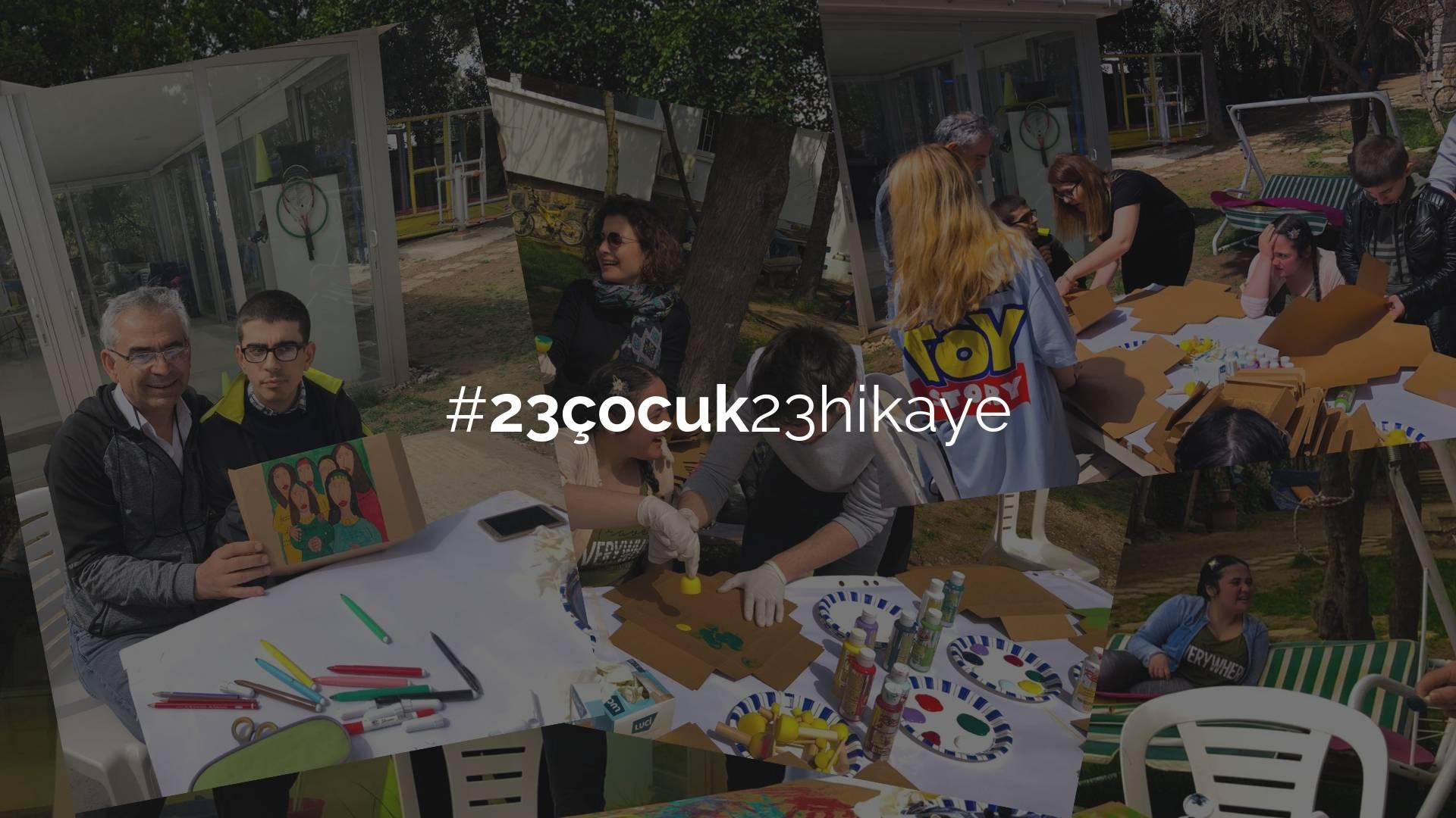 HoneyBox Ekibinden Kalplere Dokunan Bir 23 Nisan Projesi: #23çocuk23hikaye