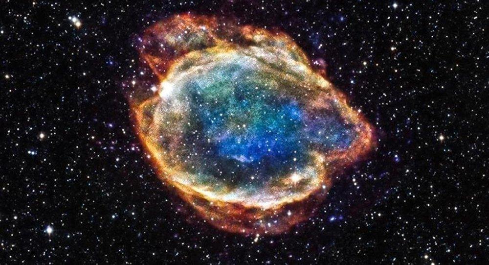 Yıldız Patlamaları Sonucunda İnsanlar İki Ayak Üzerinde Yürümeye Başladı
