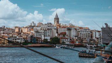 İstanbul Galata Kulesi Haliç