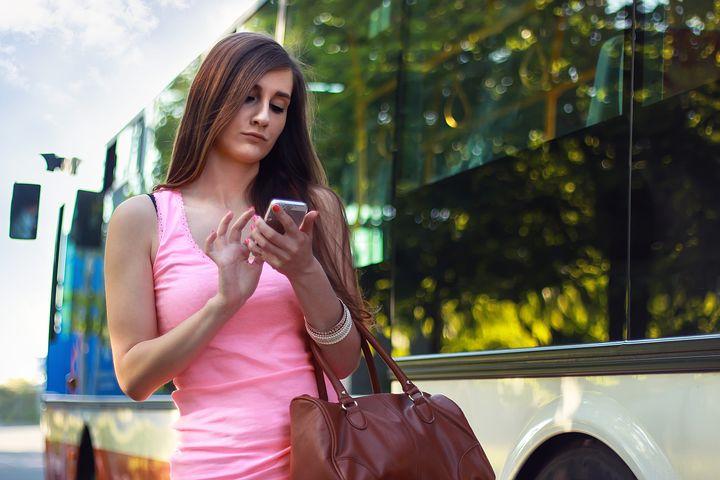 Mesajlaşarak Karşıdan Karşıya Geçenlere Para Cezası Yolda