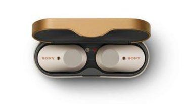 Sony AirPods'a Rakip Bir Kulaklık Çıkardı