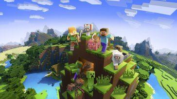 Minecraft Gibi Oyunlar Yaratıcılığı Besliyor