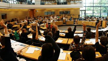 avrupa gençlik parlamentosu