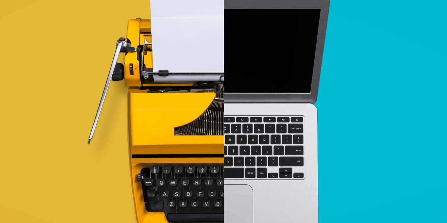Bilgisayar & Daktilo