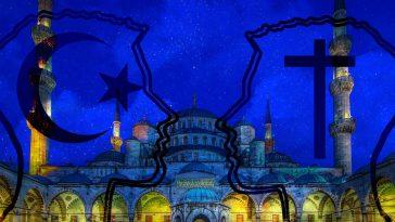 islamiyet hristiyanlık cami