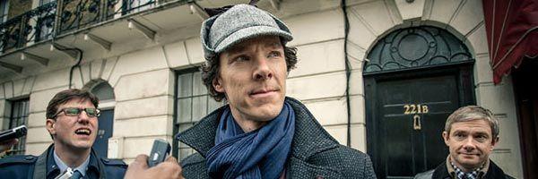 Sherlock Olmak Zorunda Değilsin!