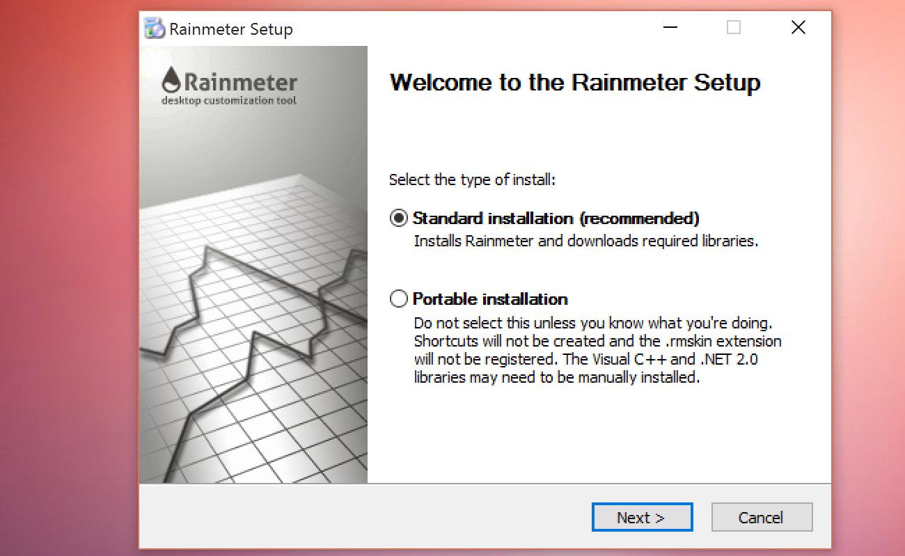 Masaüstünüzü Canlandırın: Rainmeter