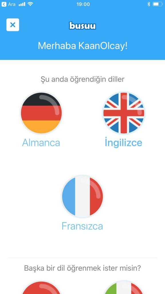 Dil Öğrenmenin En Eğlenceli Yolu: busuu