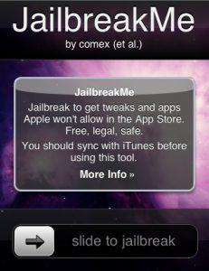 Telefonunuza Hükmedin: iOS Jailbreak