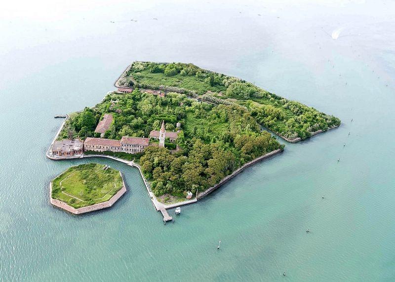 Hala Sırrı Çözülememiş Bir Ada: Ölüm Adası Poveglia